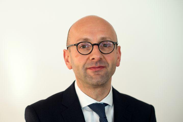 Insolvenzverwalter Lucas Flöther (Archiv)