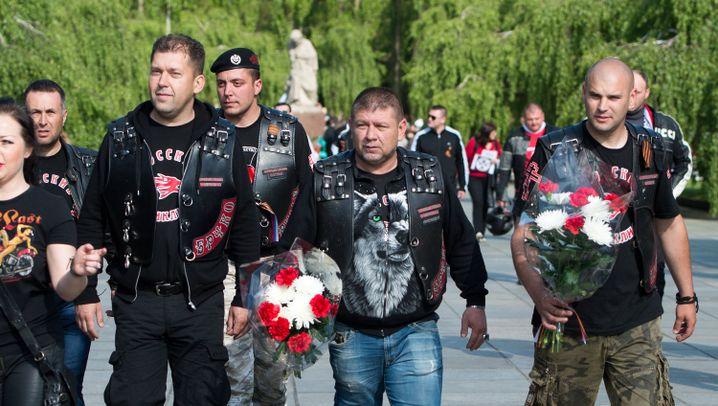 "Motorradklub ""Nachtwölfe"": Putins Rocker in Berlin"