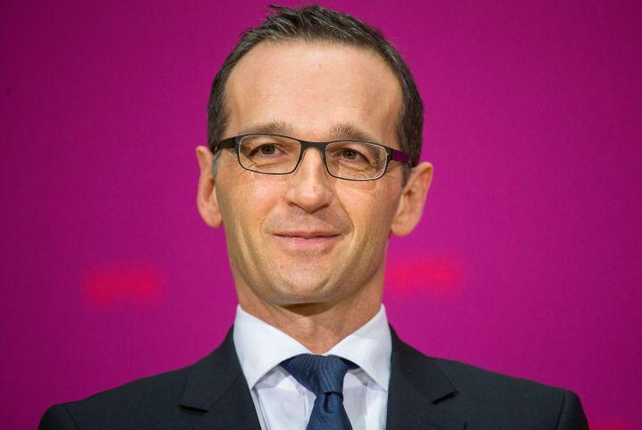 Justizminister Maas (SPD): Eckpunkte nicht mit Unionsmitstreitern besprochen