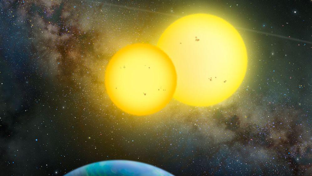 Exoplaneten: Pralle Vielfalt im All