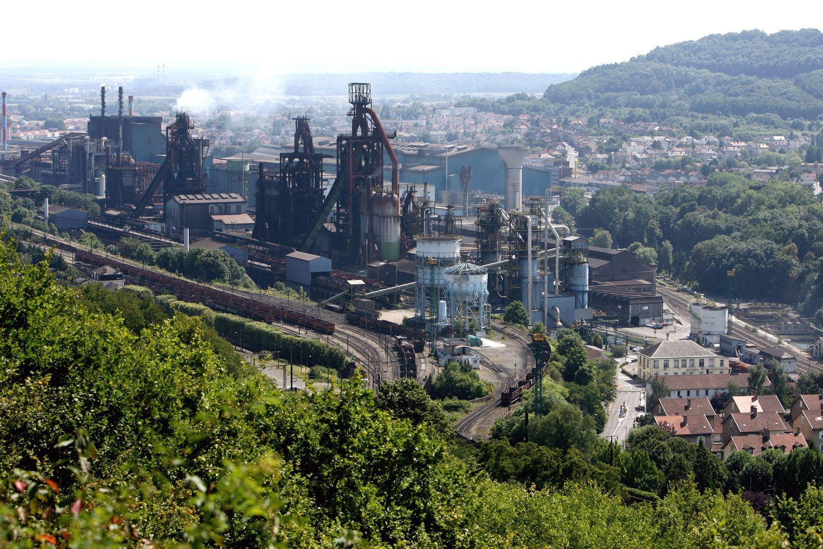 ArcelorMittal / Standort Hayange Florange