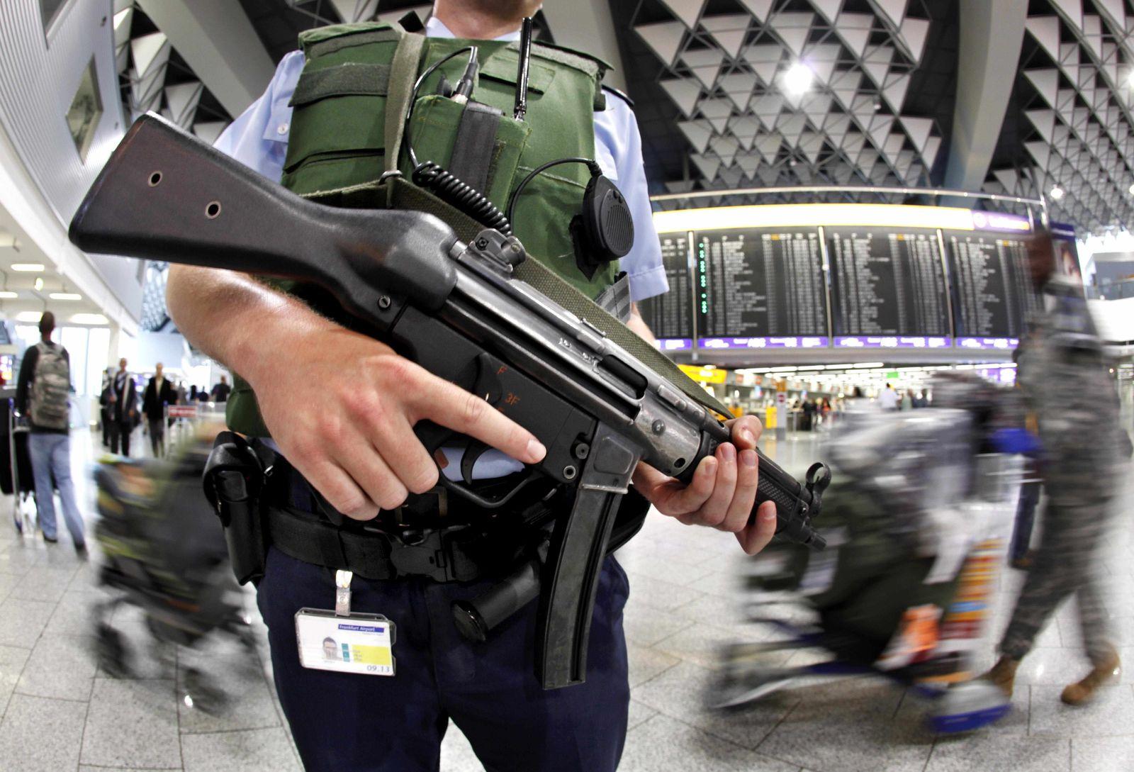 DEU Wahl Terror Sicherheit