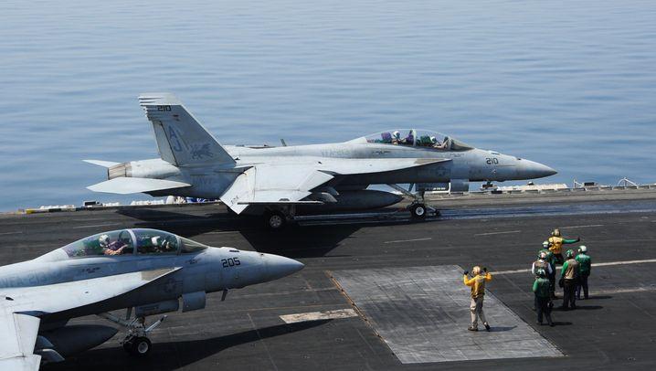 US-Militäraktionen: Einsatz im Irak