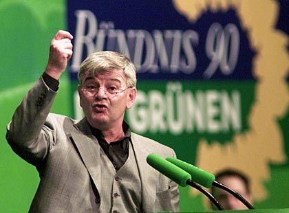 Kämpfte leidenschaftlich für die Koalition: Joschka Fischer