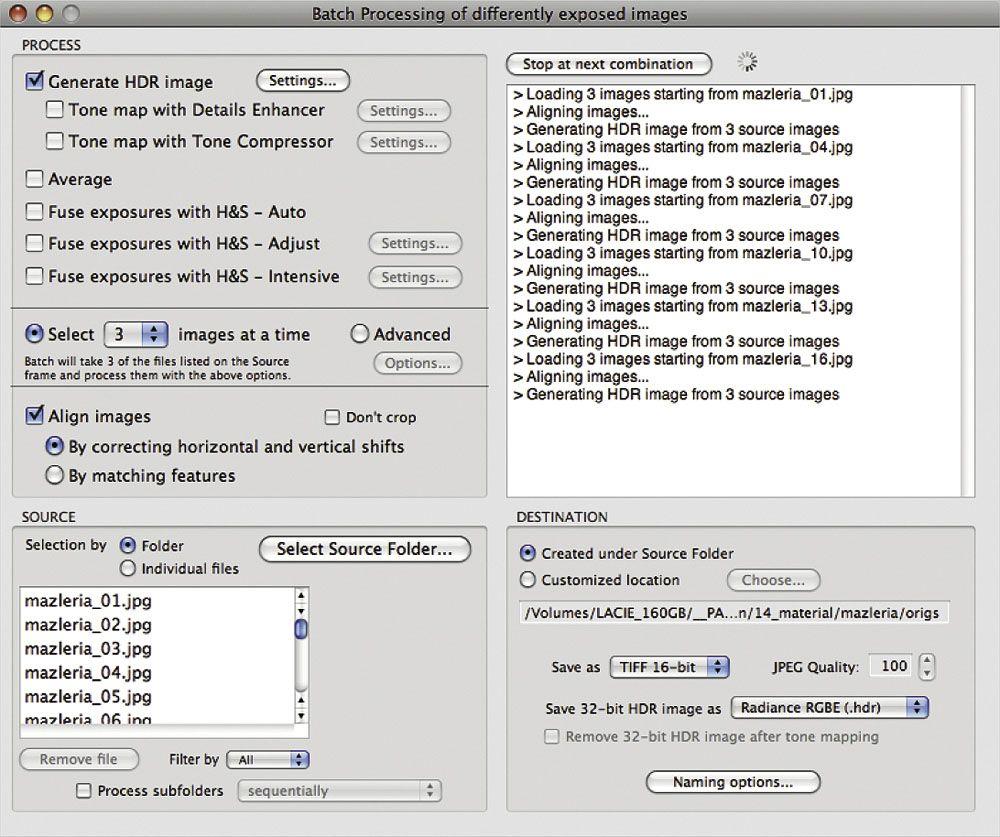 DOCMA 35 HDR / Koop