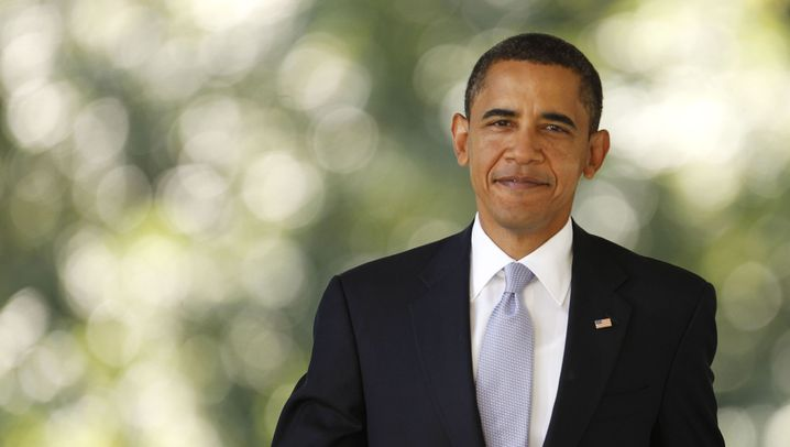 Photo Gallery: Obama's Road to Success