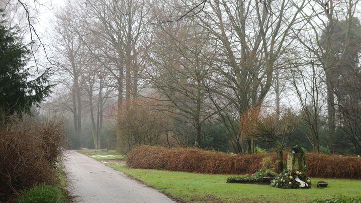 Bestattung von Amts wegen: Totendienstag in Öjendorf