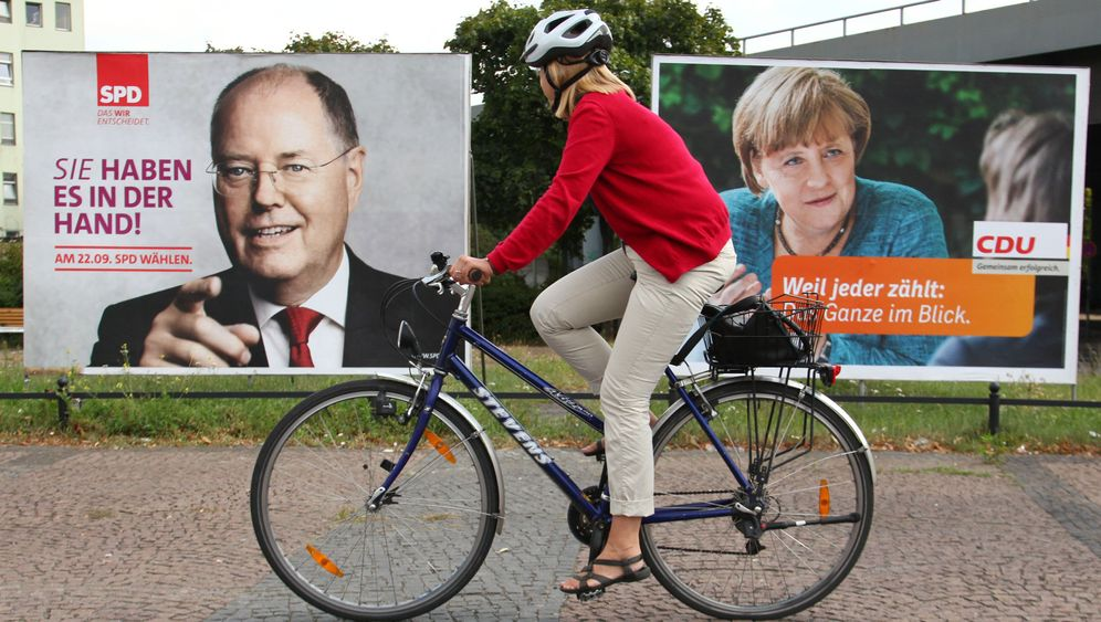 Photo Gallery: Why Is Not Voting Suddenly Cool in Germany?