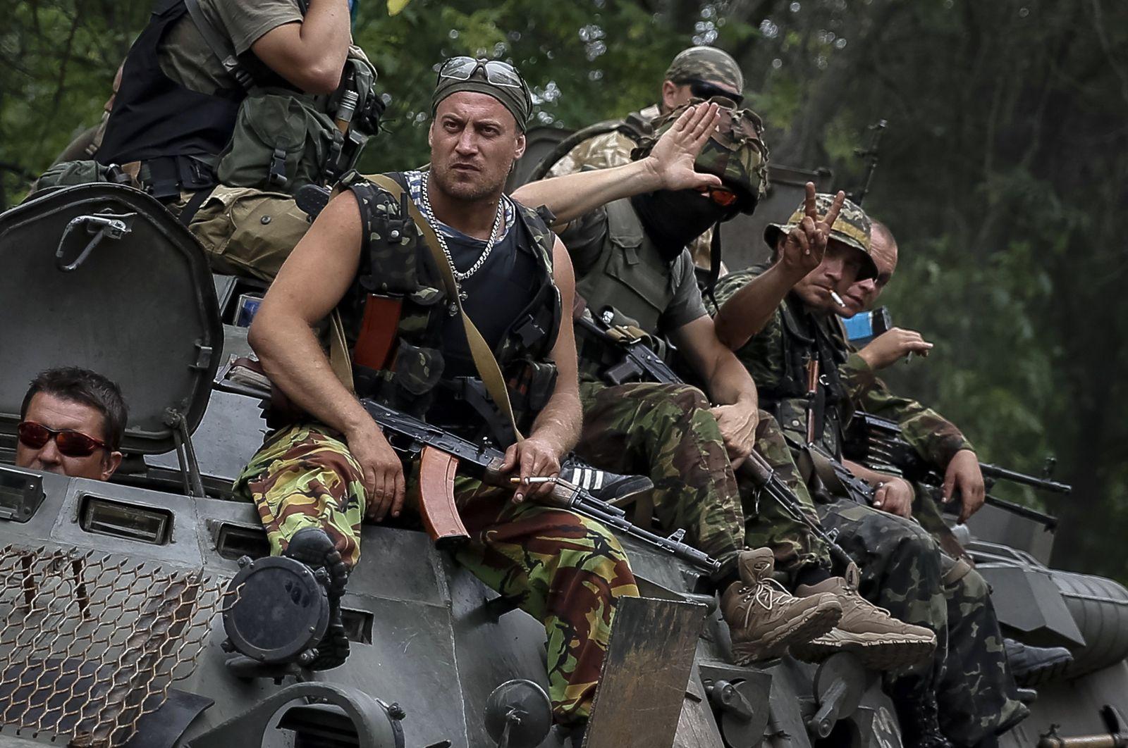 Ukraine Militär