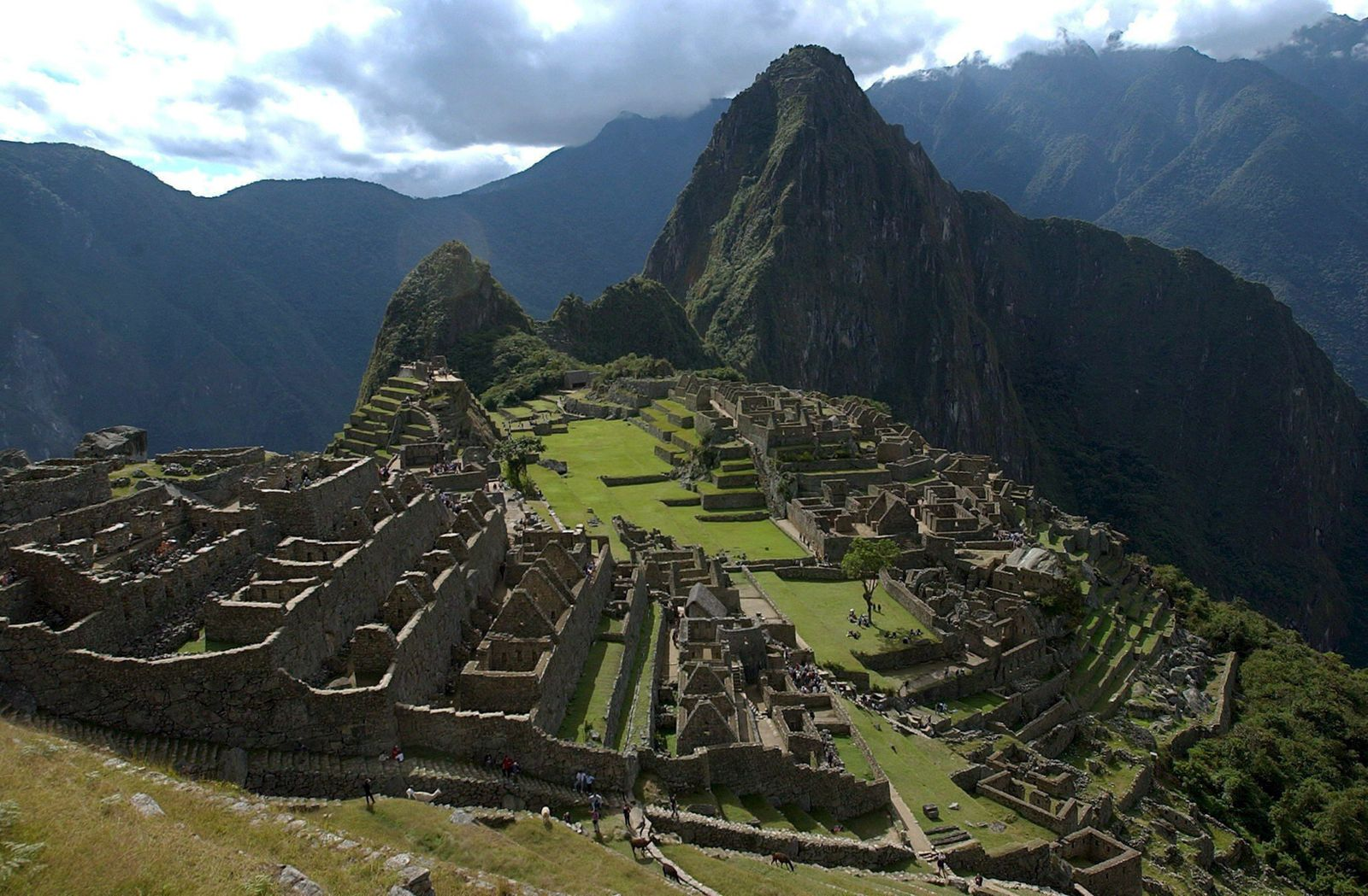 """Internet-Kampagne """"Neue Sieben Weltwunder"""" - Machu Picchu"""