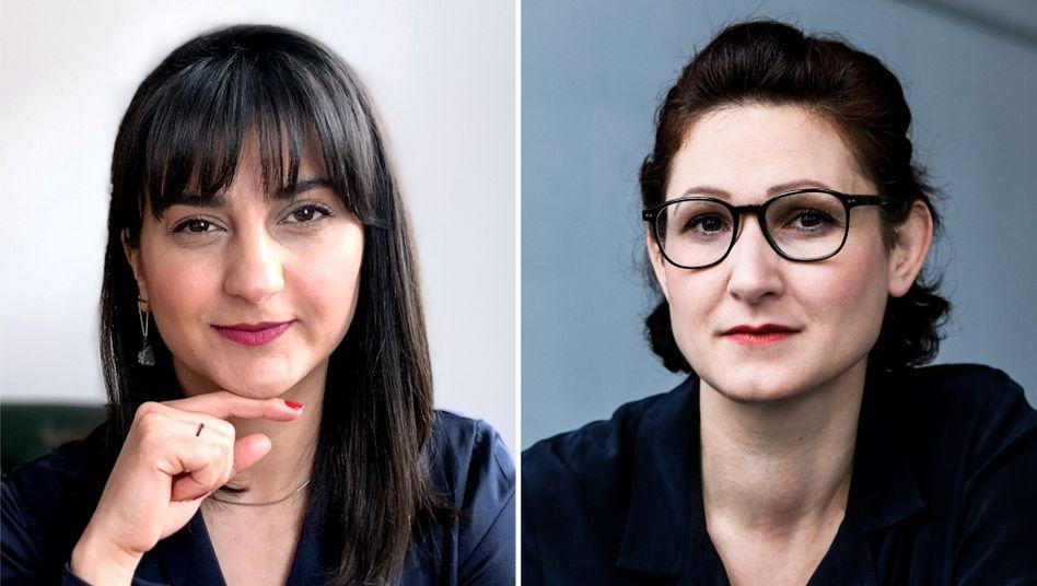 Nalan Sipar (links) und Ferda Ataman