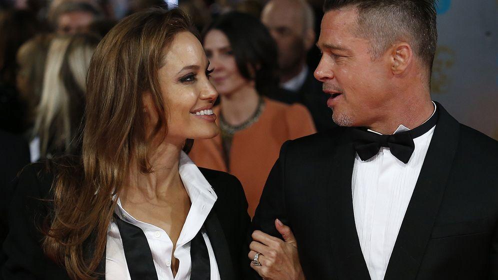 Hochzeit mit Angelina Jolie: Brad Pitt ist noch immer bewegt