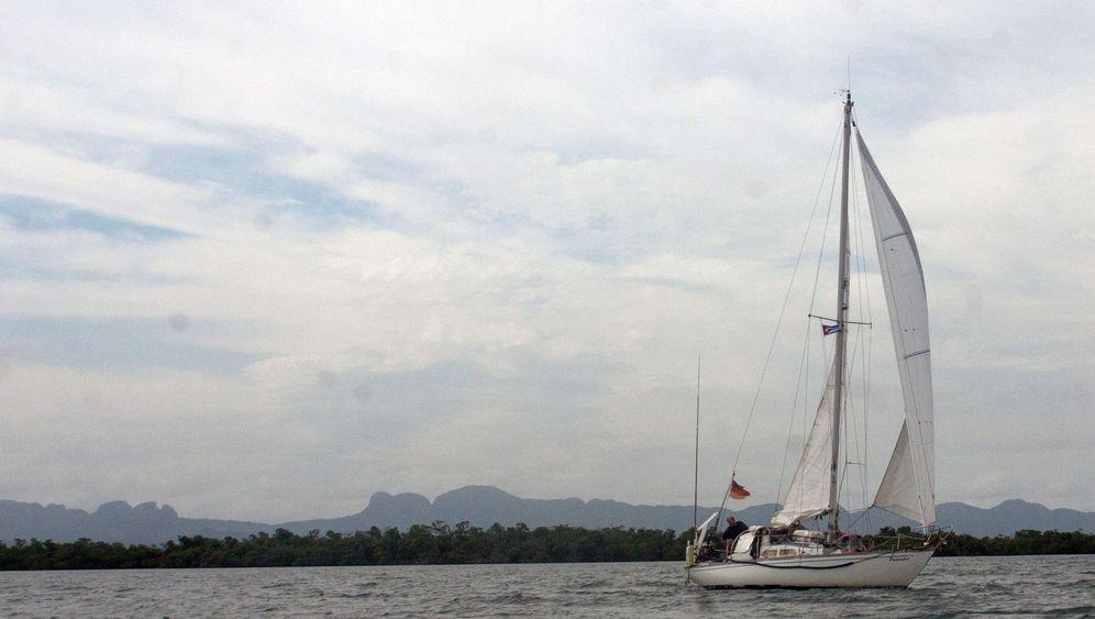 Segeltörn vor Kuba: Navigieren wie einst Kolumbus