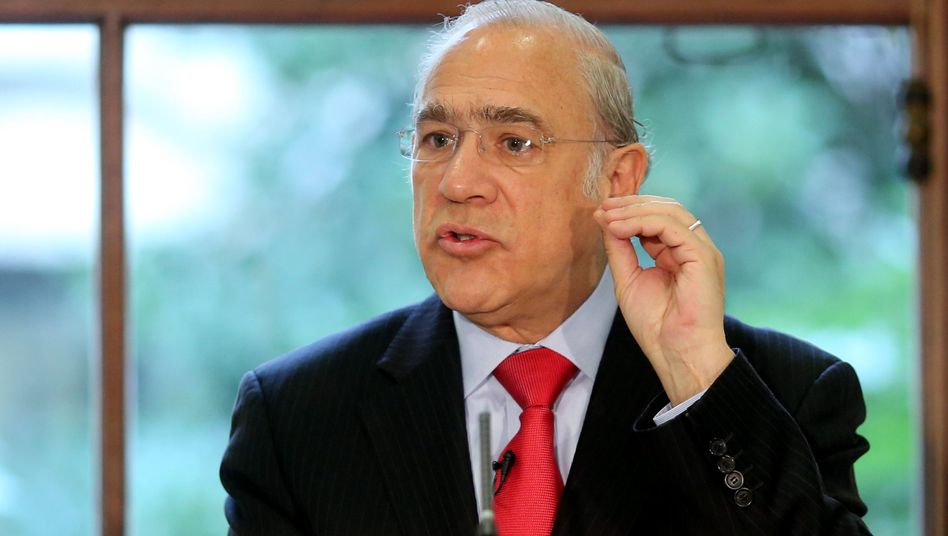 """OECD-Chef Ángel Gurría: """"Reformen sind kein Selbstzweck"""""""
