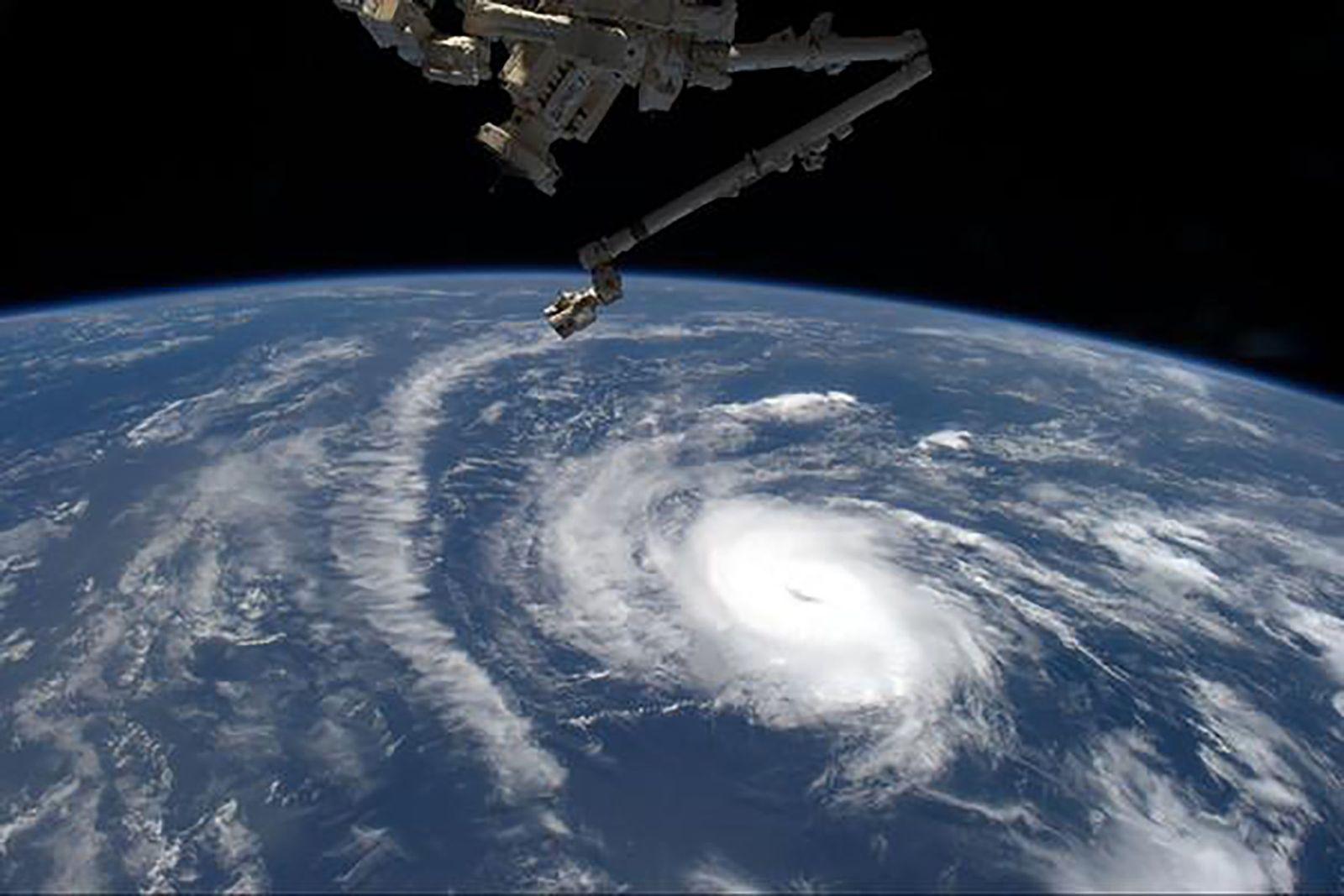 Hurricane Danny