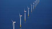 Die Schlacht um die Windräder im Meer