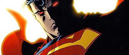 """Superman-Darstellung in Jim Lees """"For Tomorrow"""": Mehr Schattenareale"""