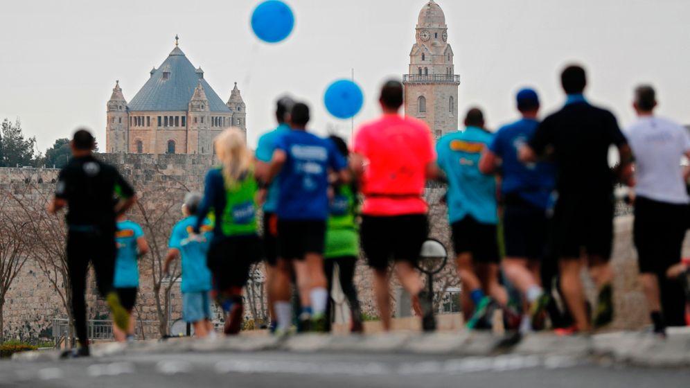 Jerusalem Marathon: Ein sehr spezielles Rennen