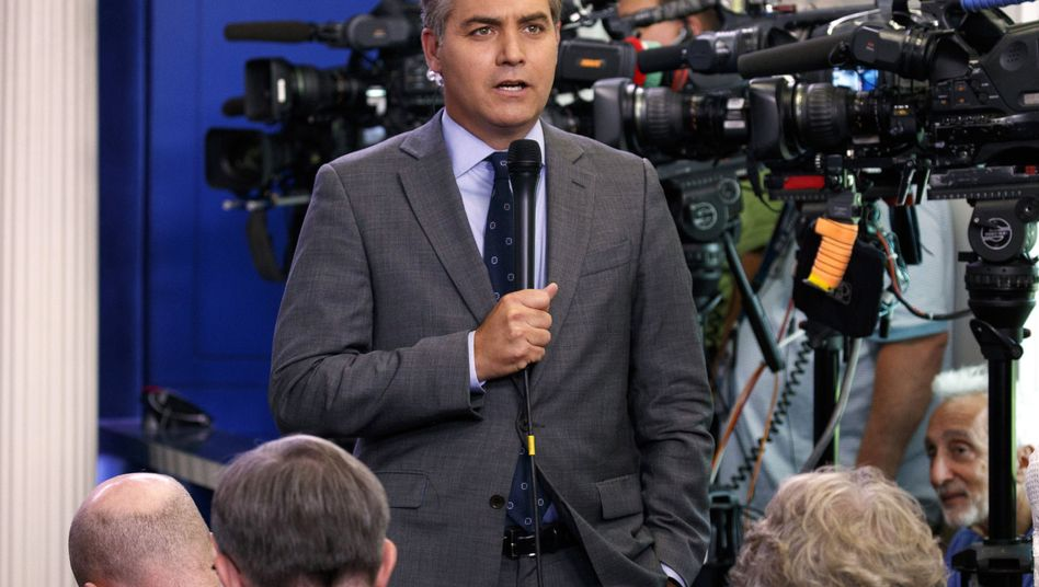 Jim Acosta (Archivfoto)