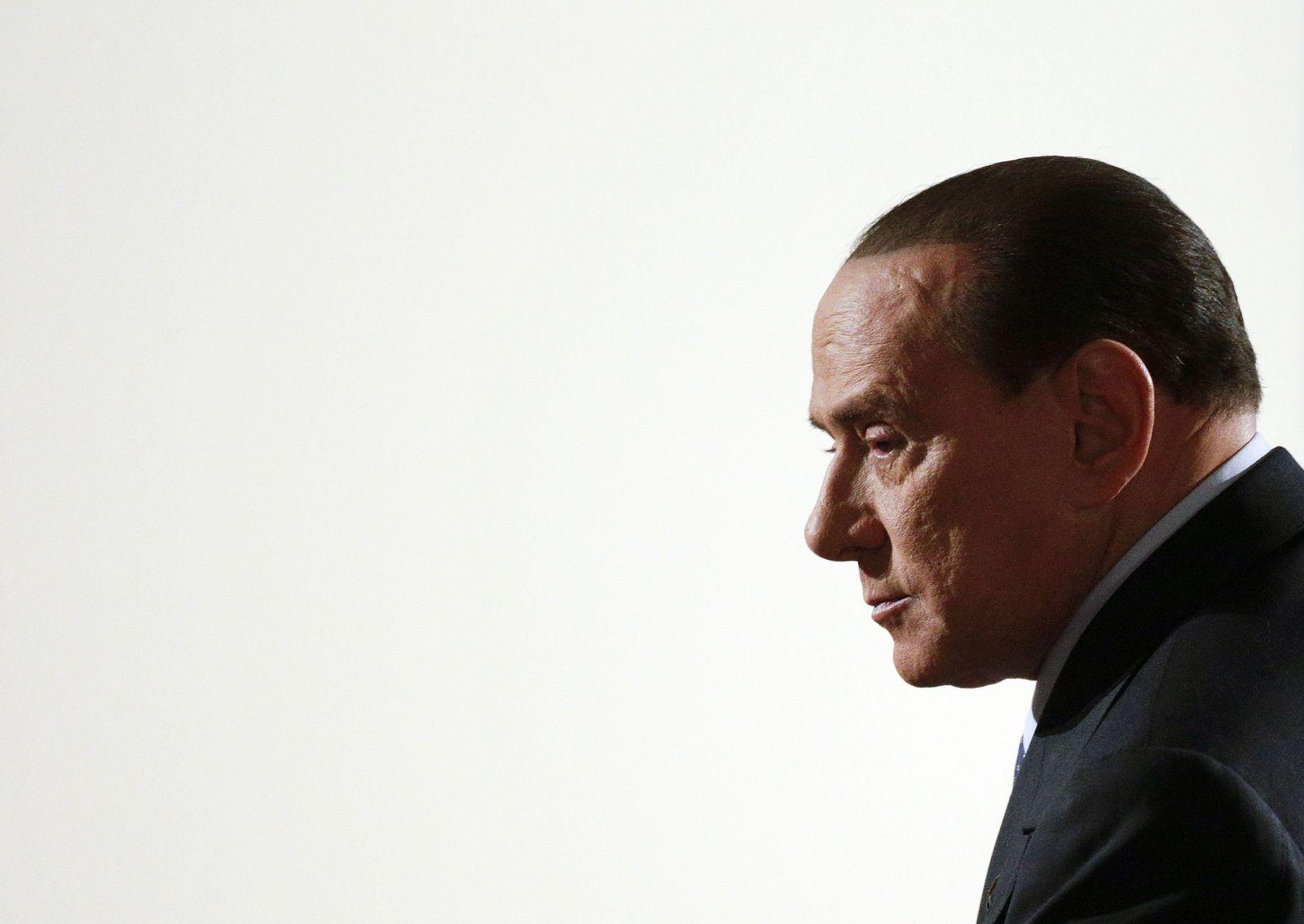 Italien - Berlusconi
