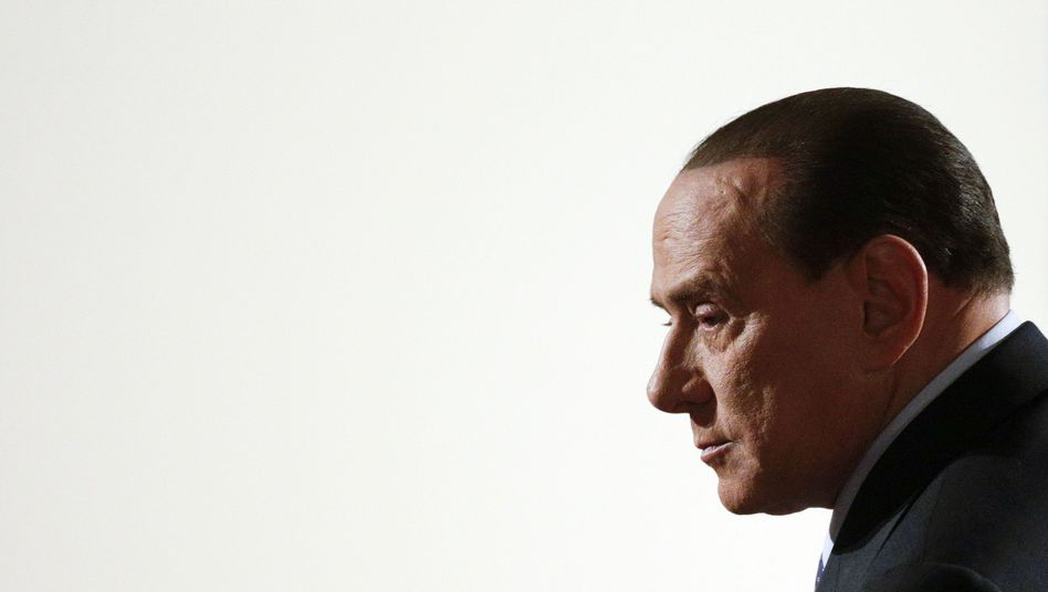 Former Italian Prime Minister Silvio Berlusconi may soon be barred from public office -- but he's not going down without a fight.