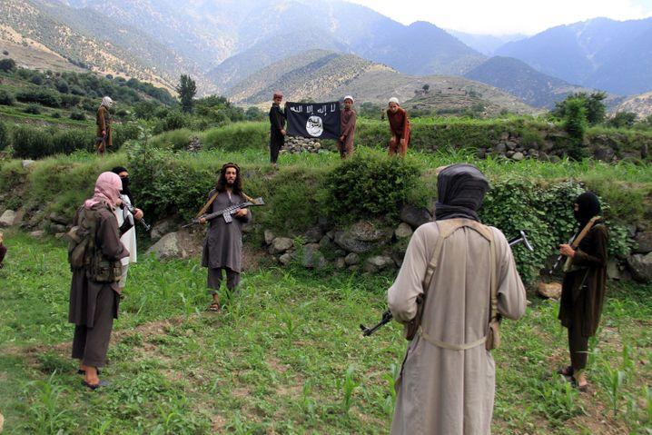 IS-Kämpfer in Afghanistan