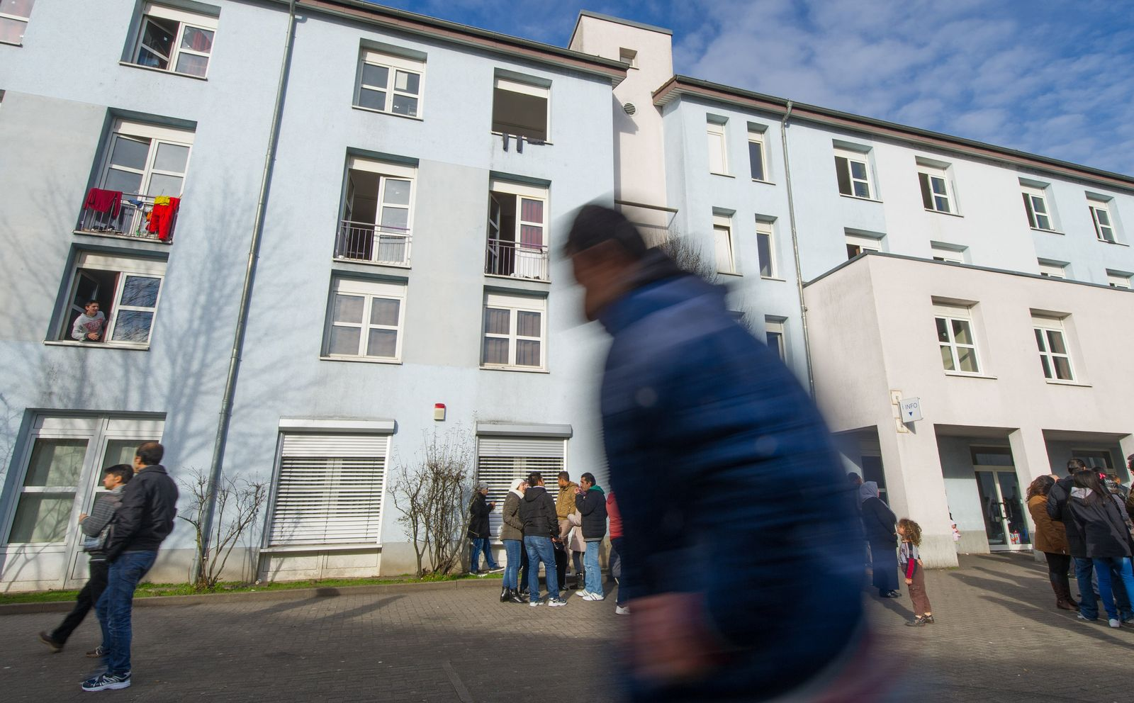 Asylbewerber Karlsruhe