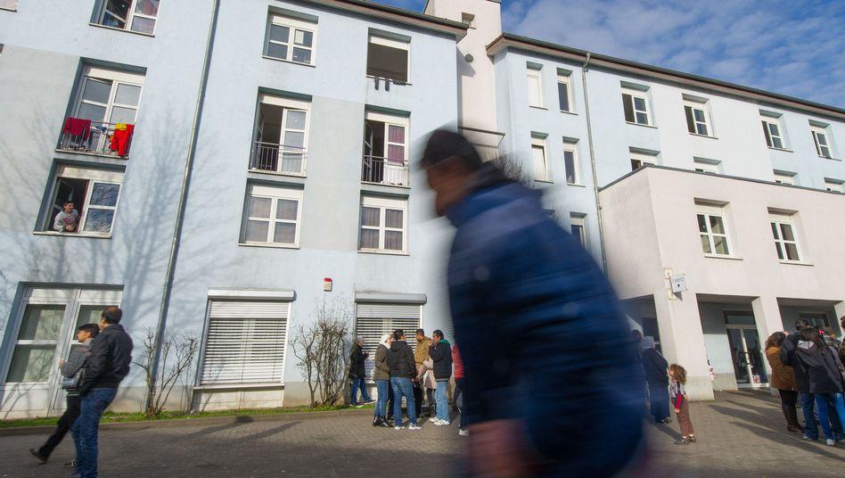 Asylbewerber in Karlsruhe: Verteilungsschlüssel ändern