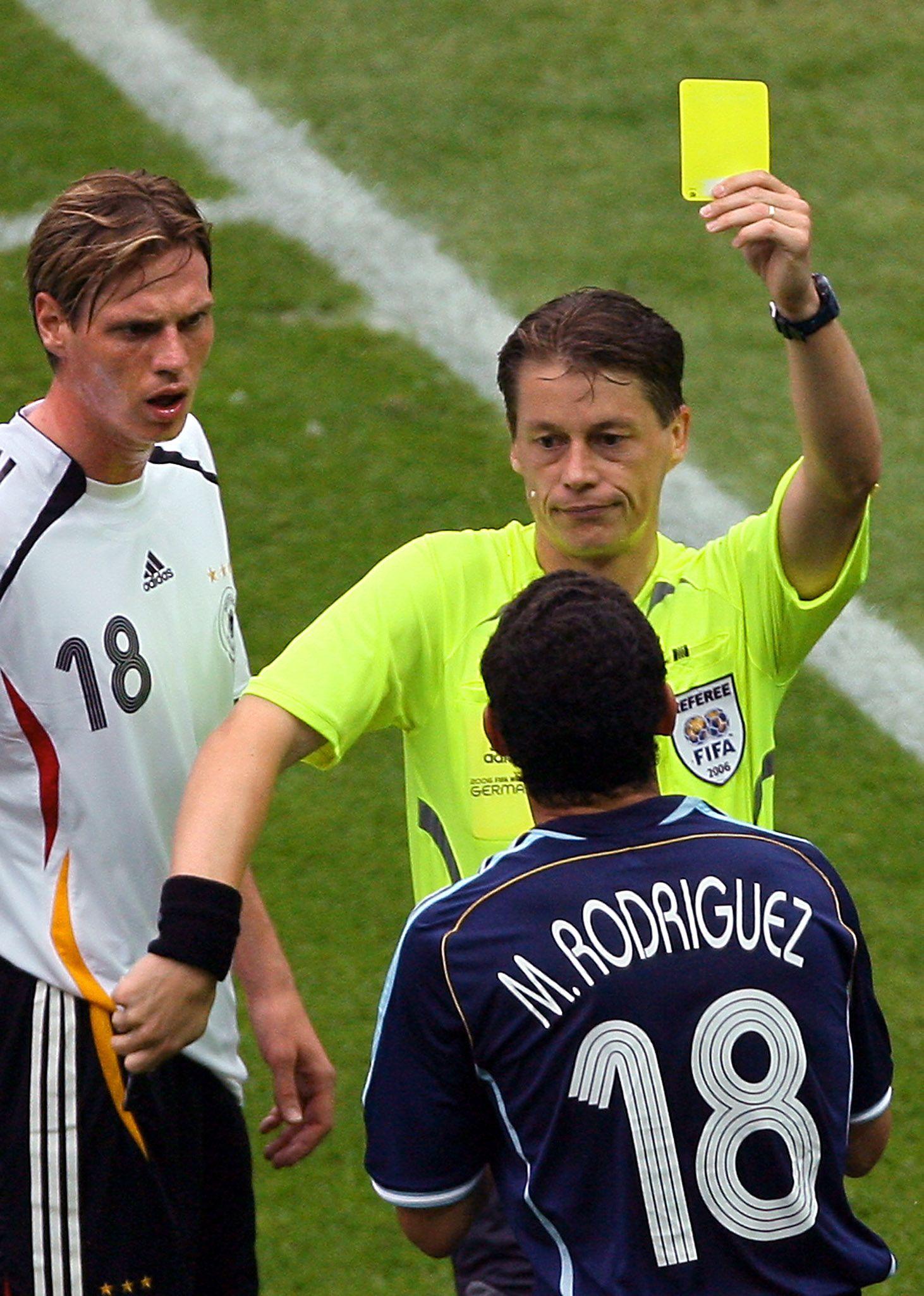WM 2006 - Deutschland - Argentinien