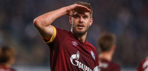 Bundesliga: Schalke-04-Stürmer Simon Terodde fehlt nur wenig zum Rekord