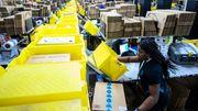 Aufstand bei Amazon