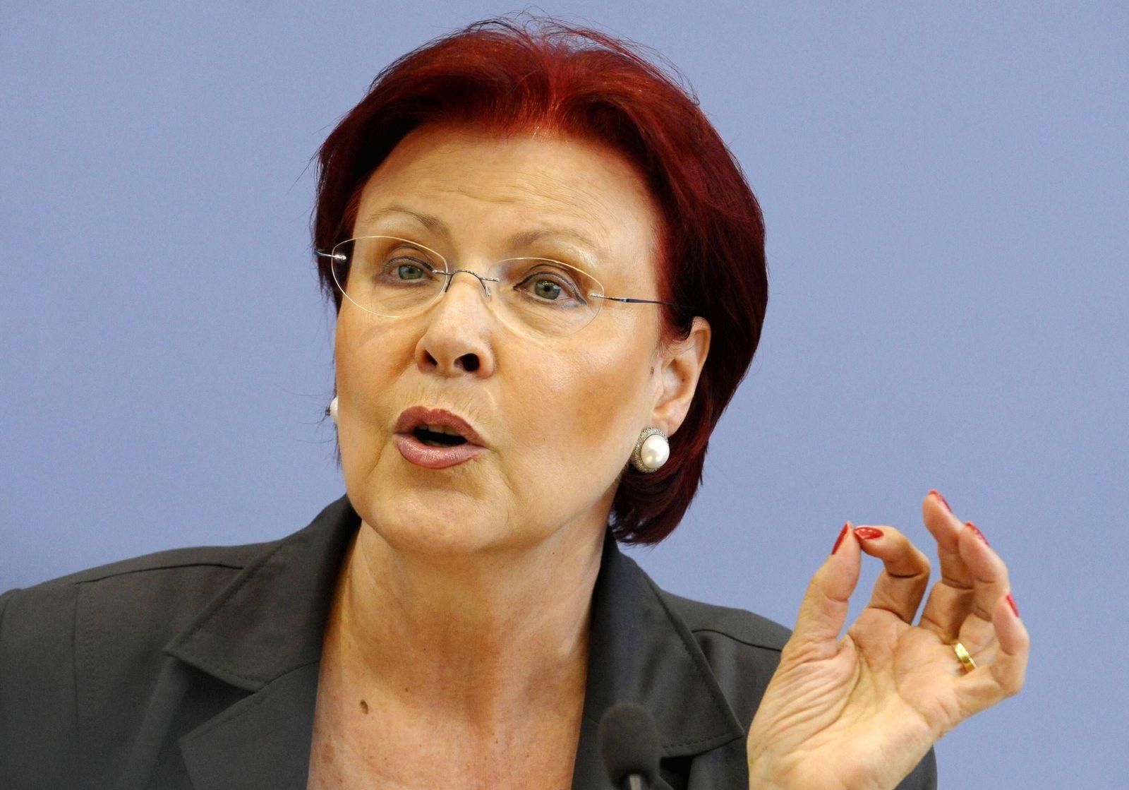 NICHT VERWENDEN Heidemarie Wieczorek-Zeul