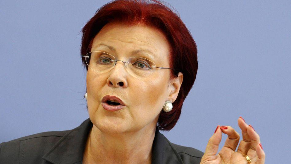 "SPD-Politikerin Heidemarie Wieczorek-Zeul: ""Autoritäres System wird unterstützt"""