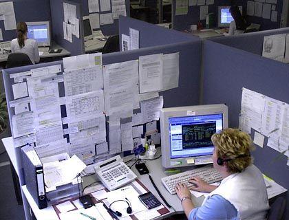 Surfende Angestellte: Image- und Datenschutz im Büro