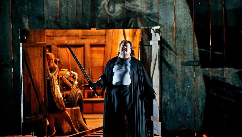 "Wagners ""Walküre"": Drama an der Bohrstelle"