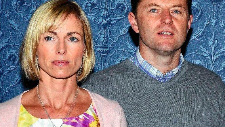 Ehepaar McCann