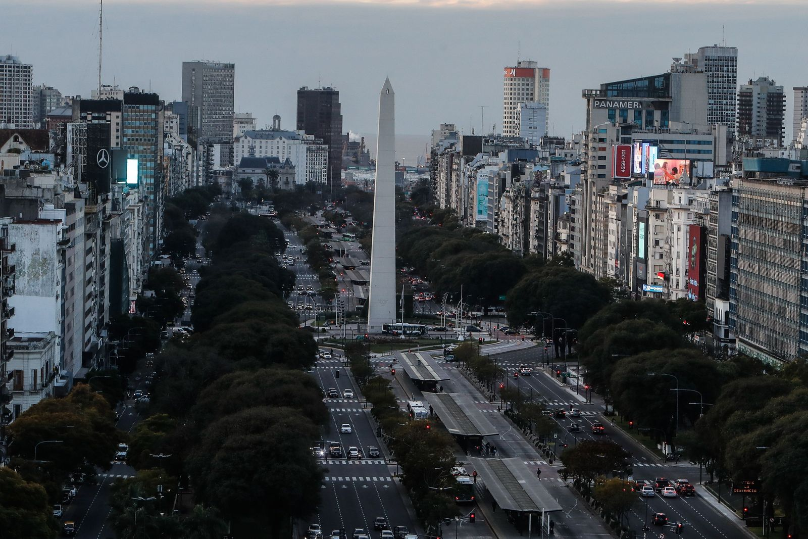 Daily life during quarantine in Buenos Aires, Argentina - 11 Aug 2020