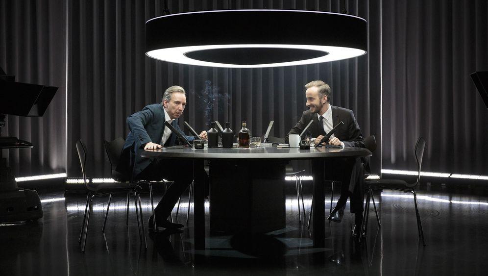 Talk auf ZDFneo: Vertrauen Sie diesen Herren nicht!