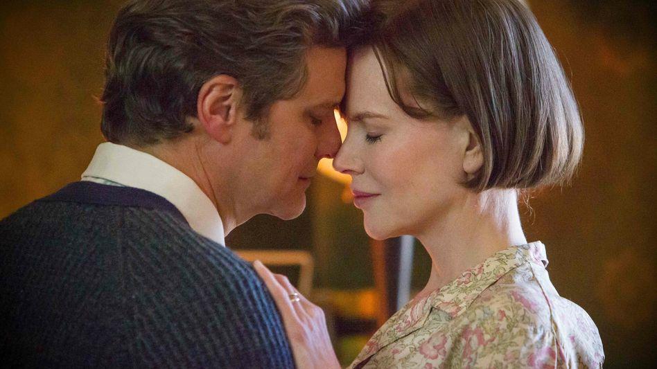 Kriegsdrama mit Colin Firth: Liebesgrüßevon derTodesbahn