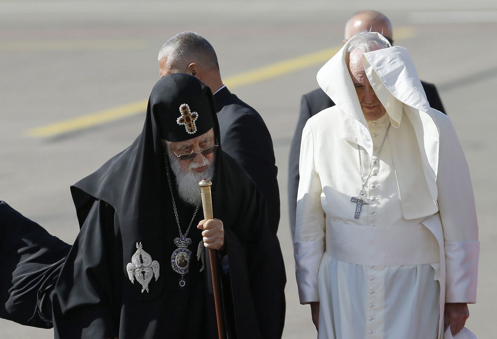 Pope Francis visits Georgia