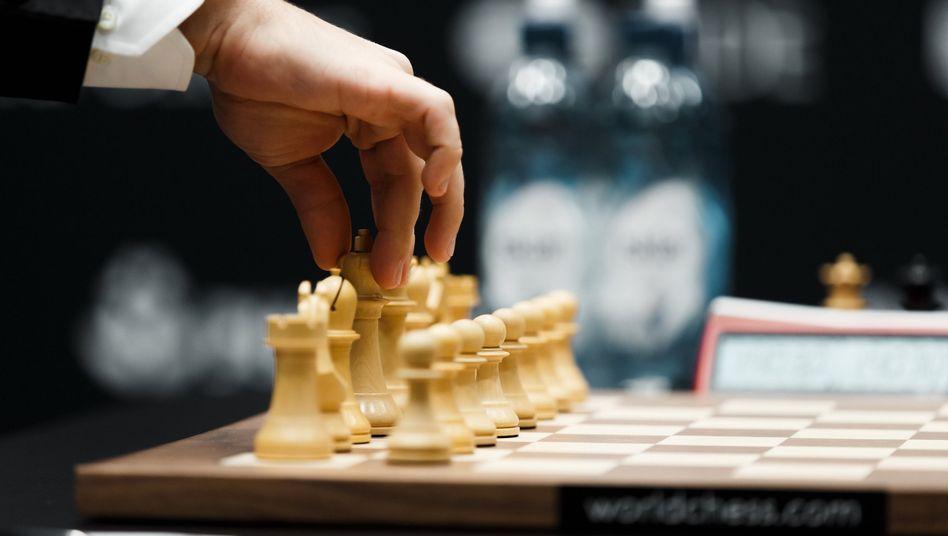 Auch im Schach wird betrogen