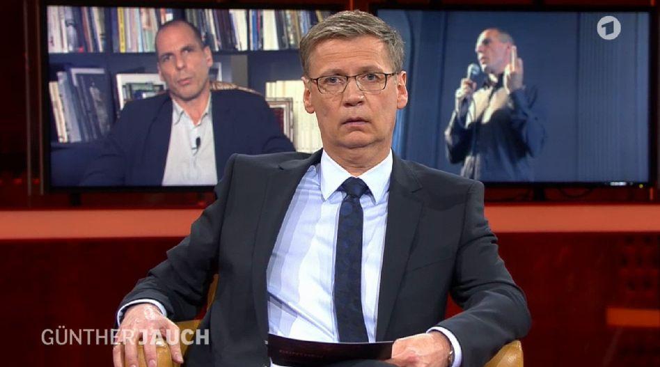 Jauch befragt Varoufakis: Wie in der Schuldenberatung auf RTL