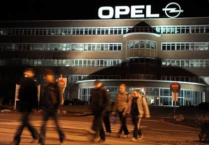 Opel workers at the carmakers' plant in Bochum face a deeply uncertain future.