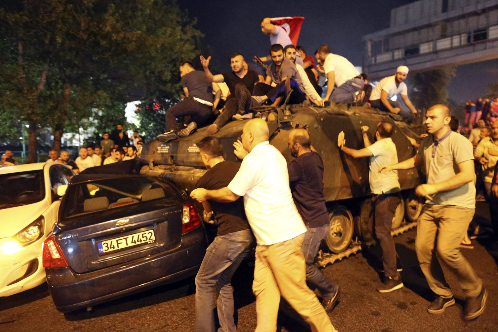 Putsch Türkei Armee Erdogan