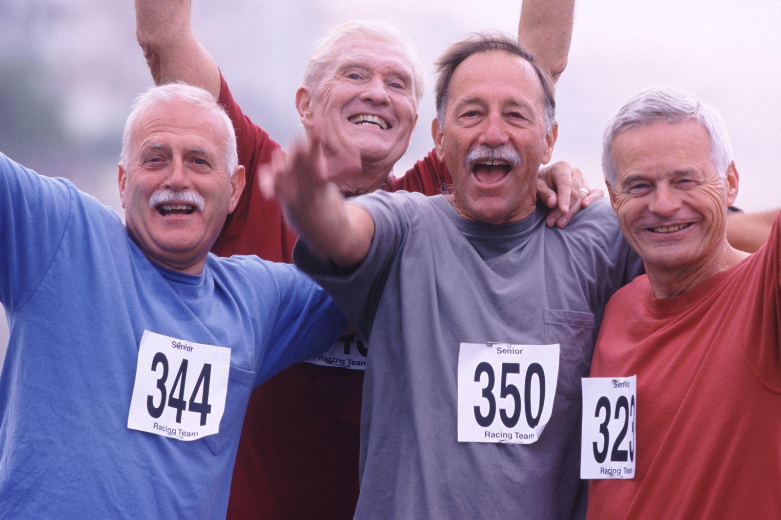 NICHT MEHR VERWENDEN! - EINMALIGE VERWENDUNG Senioren / Sport