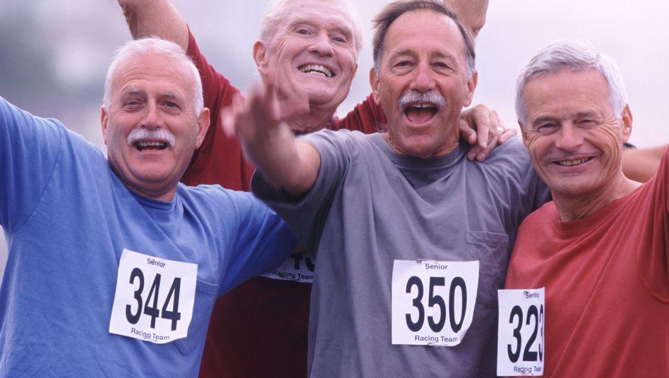 Spaß beim Sport: Was ist die Formel für gesundes Altern?
