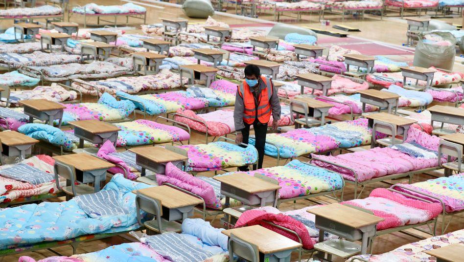 Coronavirus: China meldet höchste Opferzahl seit Ausbruch der Epidemie