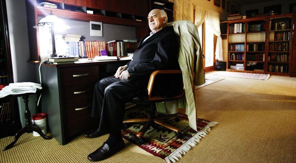 Exilant Gülen in den USA: »Ihr müsst in die Arterien des Systems eindringen«