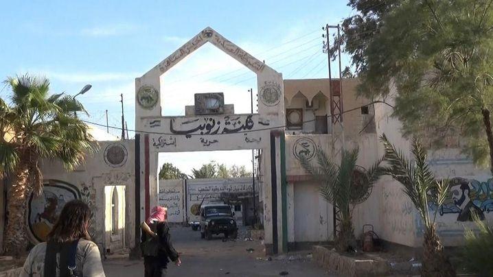 Gefängnis von Palmyra: Assads Wüstenknast
