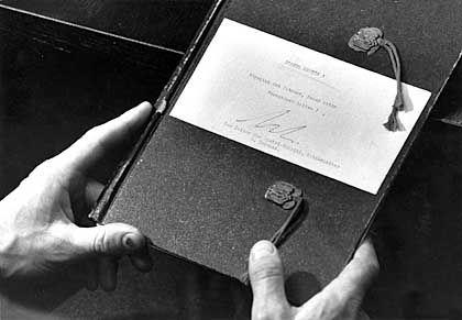 """Falsches Hitler-Tagebuch: """"Was für ein Geburtstag!"""""""